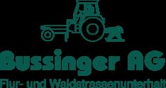 Bussinger AG, Flur- und Waldstrassenunterhalt